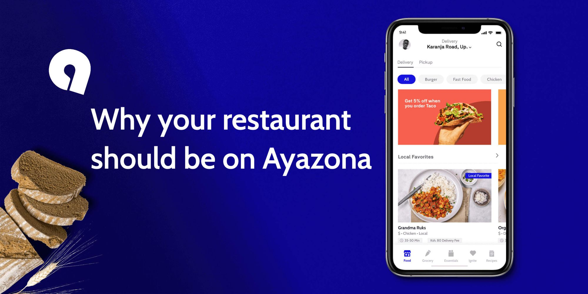 Why your kitchen should be on Ayazona